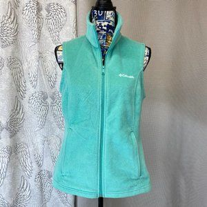 EUC Columbia Women's Fleece Vest